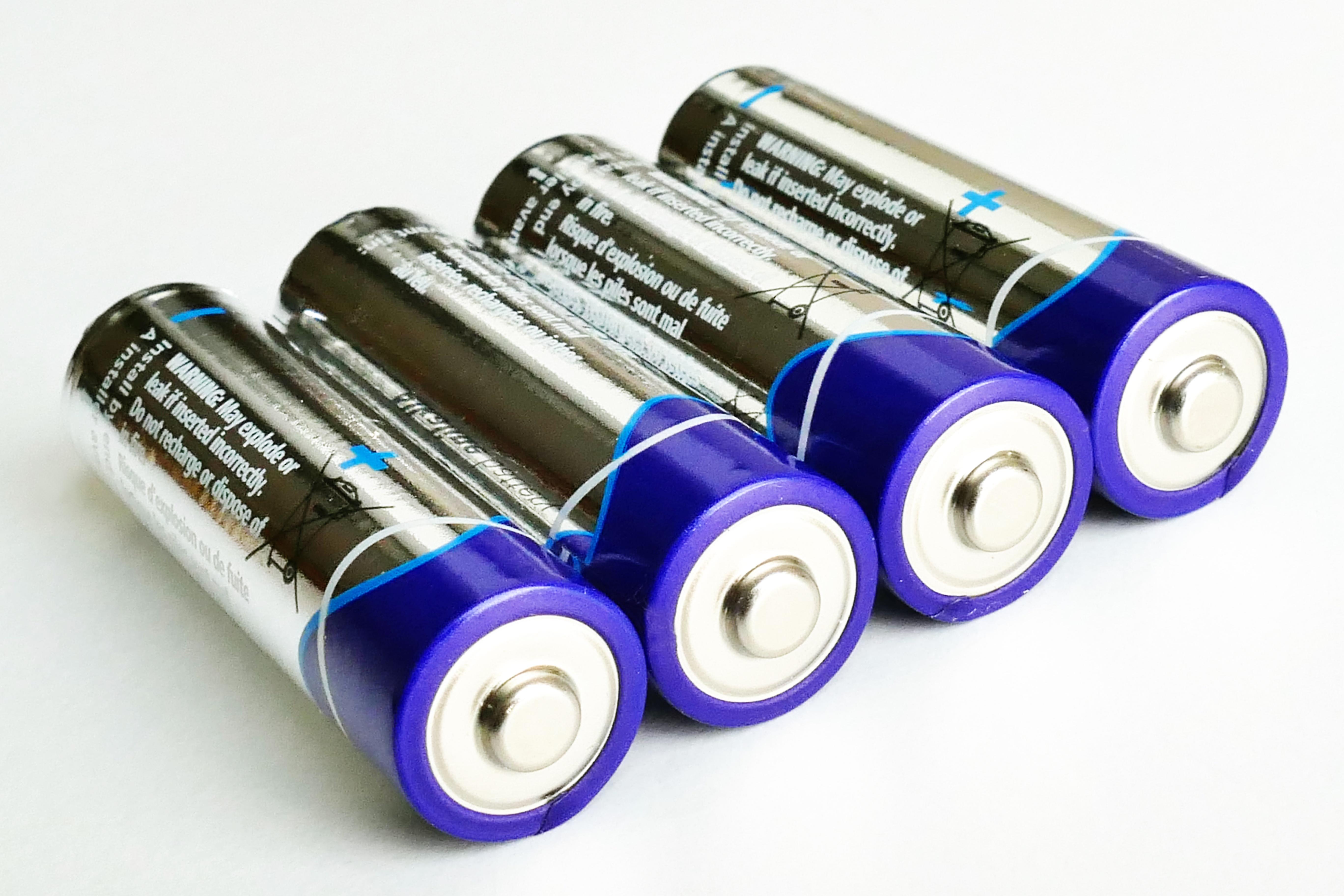 Reciclaje de pilas para evitar la contaminación y efectos sobre nuestra salud