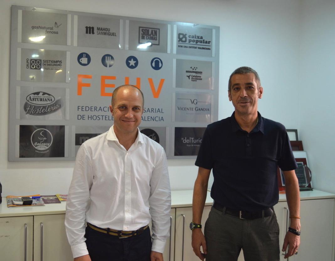 Acuerdo de colaboración FEHV y Reciclamás