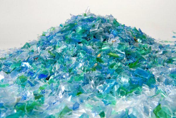 el proceso de reciclaje de envases
