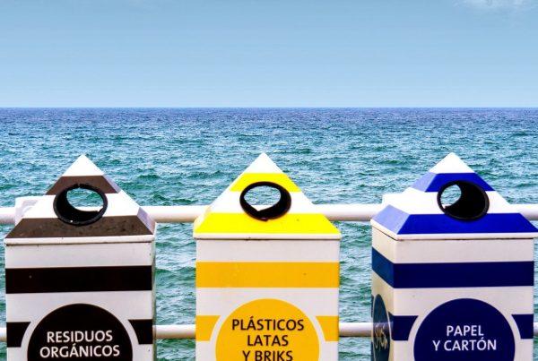 suspenso para España en reciclaje