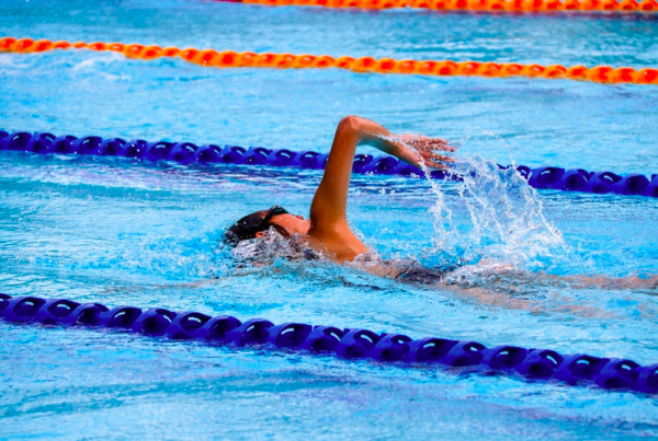 Reciclaje de inertes en centros deportivos y piscinas