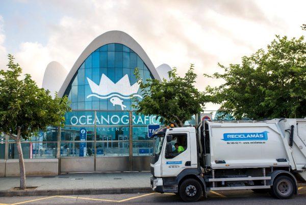 reciclaje de residuos en Valencia Castellón y Alicante