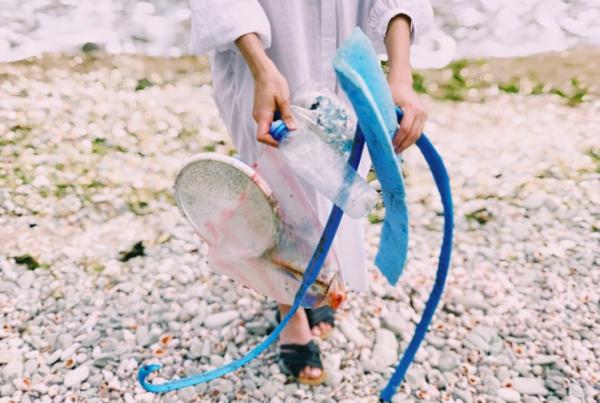 Reducción de residuos plásticos
