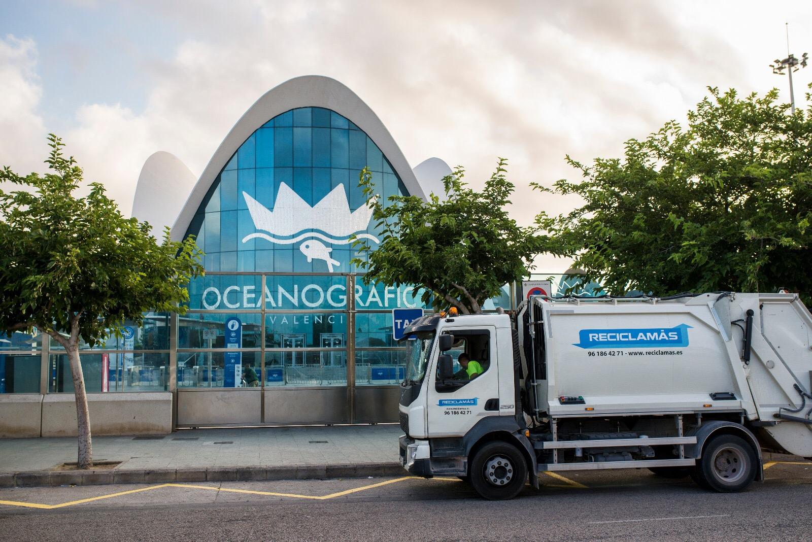 Reciclamás y la gestión de residuos para empresas en Valencia