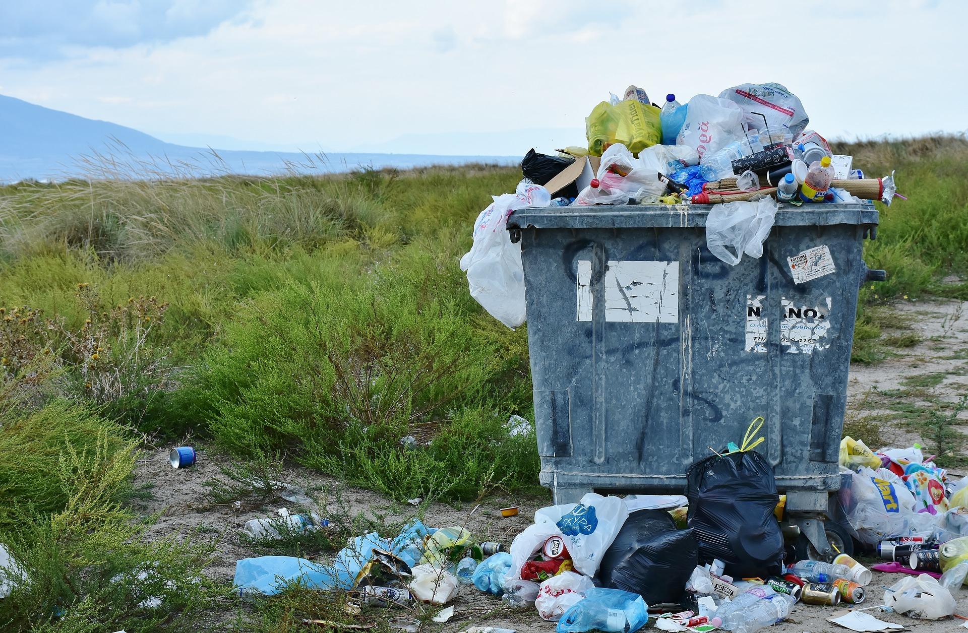 Las nefastas consecuencias de la contaminación por residuos