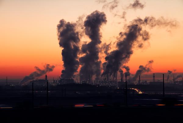 Las emisiones de CO2 baten récord en 2018
