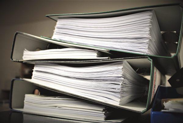 La importancia de destruir la documentación confidencial