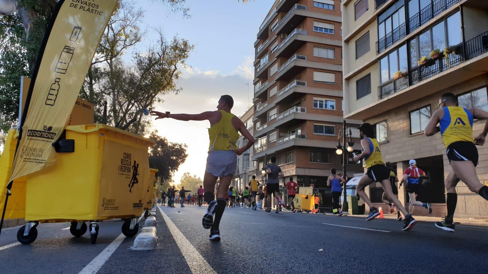 Reciclaje y deporte: la combinación perfecta
