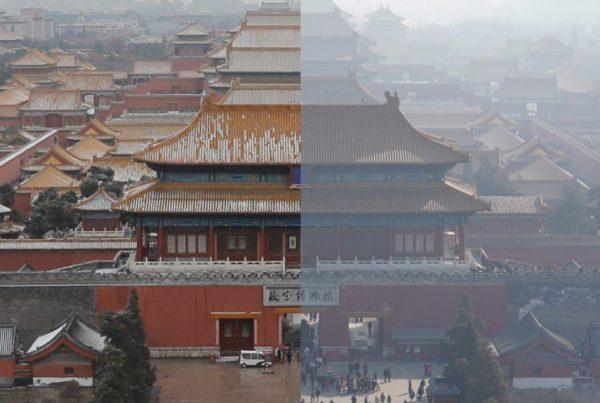 Efectos del confinamiento en la contaminación