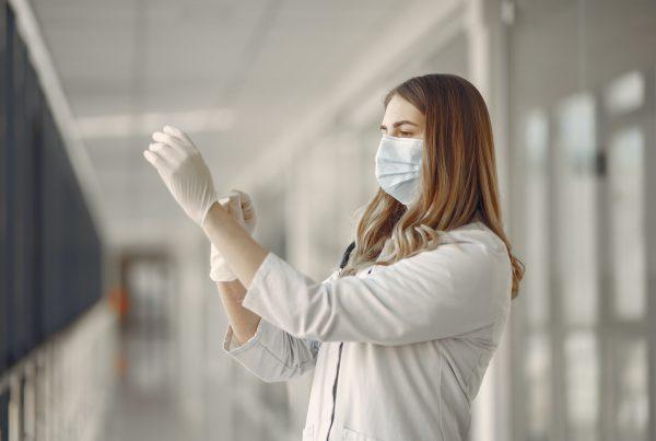 Tratamiento de residuos generados por el coronavirus