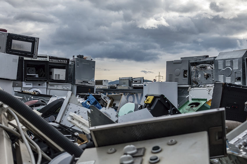 Transformaciones en la industria del reciclaje