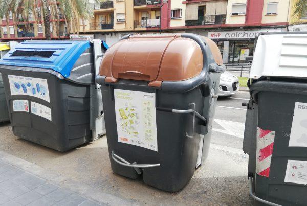 Aciertos y errores del contenedor marrón