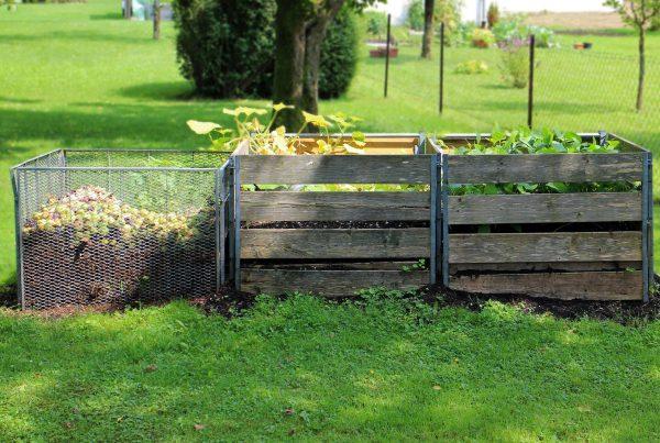 Funcionamiento de una planta de compostaje