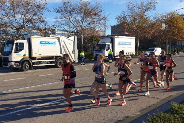 El Maratón Valencia Trinidad Alfonso apuesta de nuevo por el reciclaje