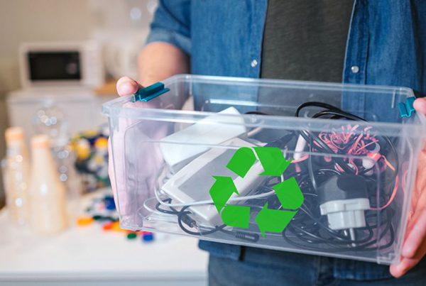 Los residuos electrónicos y la economía circular